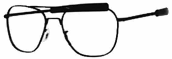 Image for AO Eyewear  Original Pilot Aviator Eyeglasses