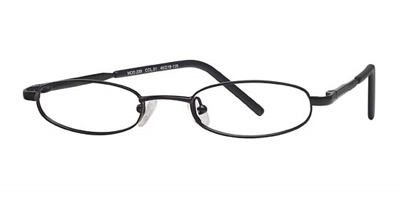 Image for Bocci  Bocci 239 Half-Eye Eyeglasses