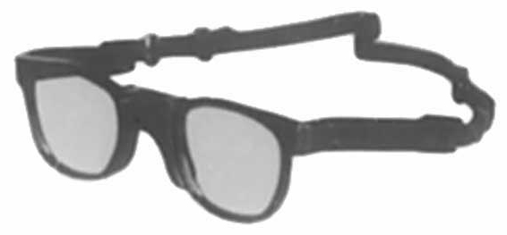 Image for Criss Optical  All-American Athletic Plastic Eyeglasses