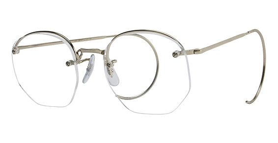 Image for Legendary Looks  Art-Bilt Rimway Cable Temples Rimless Eyeglasses