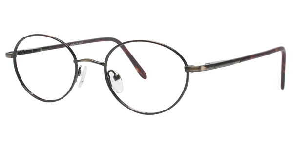 Image for Gallery  G517 Round Eyeglasses
