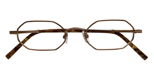 Image for Cole Haan  CH 205 Octagon Eyeglasses