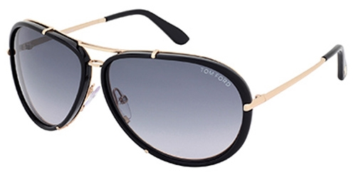 Image for Tom Ford  FT0109 Cyrille Aviator Sunglasses