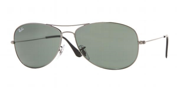 Image for Ray-Ban  RB 3362 Cockpit Aviator Sunglasses