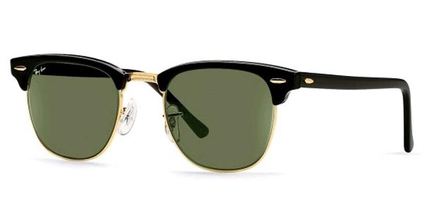 Image for Ray-Ban  RB 3016 Clubmaster Prescription Sunglasses