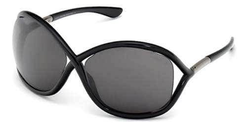 Image for Tom Ford  FT0009 Whitney Womens Sunglasses