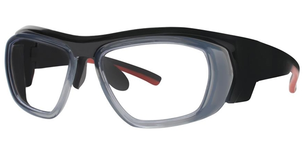 Image for Wolverine  W035 Safety Wrap-Around Eyeglasses