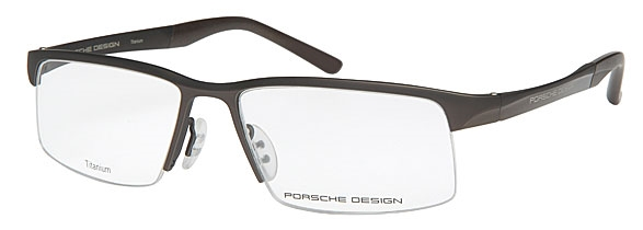 Image for Porsche Design  P 8166 Rimless Eyeglasses