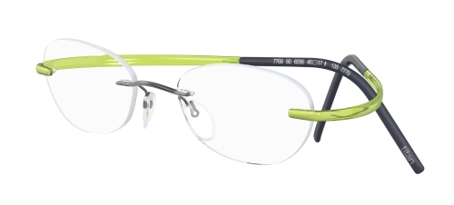Image for Silhouette  7768 (7770 Chassis) Kids Eyeglasses
