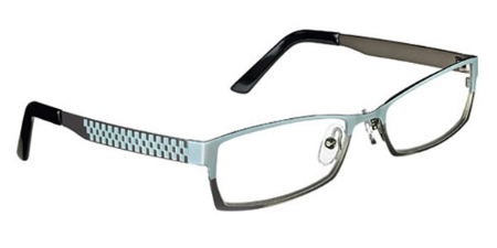 ea09a7895e Fysh Semi Rimless Eyeglass Frames For Women - Bitterroot Public Library