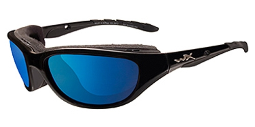 Image for Wiley X  AIRRAGE 698 Wrap-Around Sunglasses