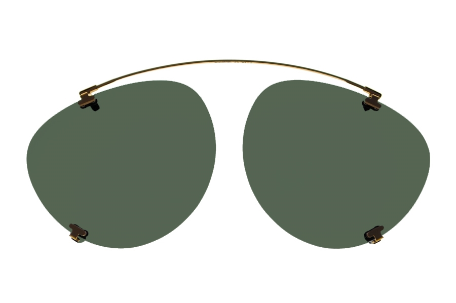 Custom Clip-On for Ernest Hemingway H4698 Eyeglasses