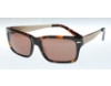 9Five Greens Tortoise Sun Sunglasses in Tortoise w/ CR-39 Lens