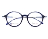 Beneserre BT-49 Eyeglasses in Navy