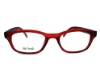 Jean Versaille 567 Eyeglasses in Matt Red (30)