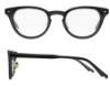 Coco and Breezy Baker Eyeglasses in 103 Shiny Mat Black
