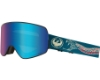 Dragon NFX2 Continued Goggles in Rattler W/ Blue Ion & Amber