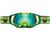Dragon VENDETTA - Continued Goggles in 007 Mirage / Green Ionized (Size :- Medium Fit)