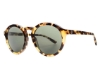 Electric Moon Sunglasses in EE17861342 Gloss Spotted Tort w/Grey Polarized