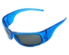 Hilco Leader Sports J Banz Sunglasses in CH-1099 Blue Wrap