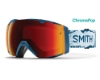 Smith Optics I/O Continued III Goggles in Kindred/ChromaPop Sun Red Mirror