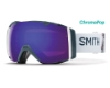 Smith Optics I/O Continued III Goggles in Thunder Composite/ChromaPop Everyday Violet Mirror