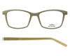 Kilsgaard 39 (Acetate Temple) Eyeglasses in 39.13/14 Olive