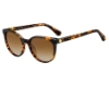 Kate Spade MELANIE/S Sunglasses in 0086 Dark Havana (LA Brown Gradient Polz)