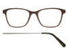 Kilsgaard 56 (Aluminium Temple) Eyeglasses in 56.6/1 Bronze (Discontinued)