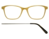 Kilsgaard 56 (Aluminium Temple) Eyeglasses in 56.5/1 Gold (Discontinued)