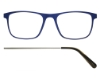 Kilsgaard 57 (Aluminium Temple) Eyeglasses in 57.4/2 Blue (Discontinued)