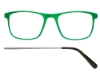 Kilsgaard 57 (Aluminium Temple) Eyeglasses in 57.10/1 Lime (Discontinued)