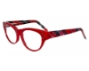 Mandalay Originals Mandalay 7522 Eyeglasses in Red Diamond