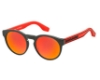 Marc Jacobs Marc 358/S Sunglasses in 0KB7 Gray (UZ red mirror lens)