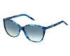Marc Jacobs Marc 69/S Sunglasses in 0U1T Blue Havana (U3 gray gradient lens)