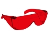 NoIR #L Large Fitover - Continued Sunglasses in 90 - Red