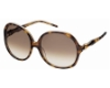 Roberto Cavalli RC657S BOUGAINVILLEA Sunglasses in 56F Havana / Gradient Brown Lens