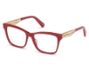 Roberto Cavalli RC5089 Eyeglasses in 066 - Shiny Red, Shiny Pink Gold