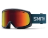 Smith Optics Drift Goggles in Petrol / Red Sol-X Mirror