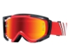 Smith Optics Fuel V.2 Sweat-X M Goggles in Red Archive / Red Mirror