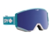 Spy ACE - CONTINUED Goggles in Stacked Pink / Happy Dark Blue Spectra + Happy Lucid Blue