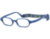 Capri Optics Trendy TF3 Eyeglasses in Blue