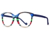 Ultra Limited Imola Eyeglasses in Blue