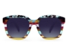 Ultra Limited Malva Sunglasses in Ultra Limited Malva Sunglasses