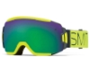 Smith Optics Vice Continued I Goggles in ACID BLOCK Green Sol-X Mirror