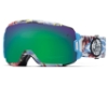 Smith Optics Vice Continued I Goggles in BLUE BURNOUT Green Sol-X Mirror