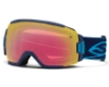 Smith Optics Vice Continued I Goggles in Navy / Red Sensor Mirror