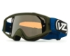 Von Zipper Porkchop MX Goggles in OLS Olive / Grey Chome (Discontinued)