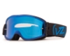 Von Zipper Sizzle Mx Goggles in BKB MindGlo Blue / Sky Chrome