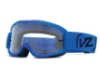 Von Zipper Sizzle Mx Goggles in BUC Blue/Clear